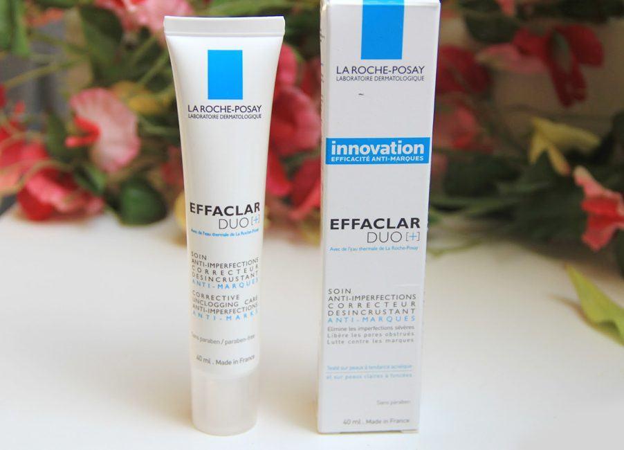 Kem dưỡng giảm mụn, ngừa vết thâm sau mụn La Roche Posay Effaclar Duo+ 40ml