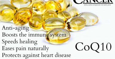 coenzym q10 và ung thư