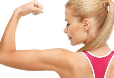 cách giảm mỡ bắp tay