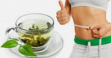 giảm cân bằng trà xanh