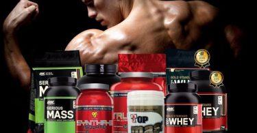 thực phẩm chức năng tăng cơ