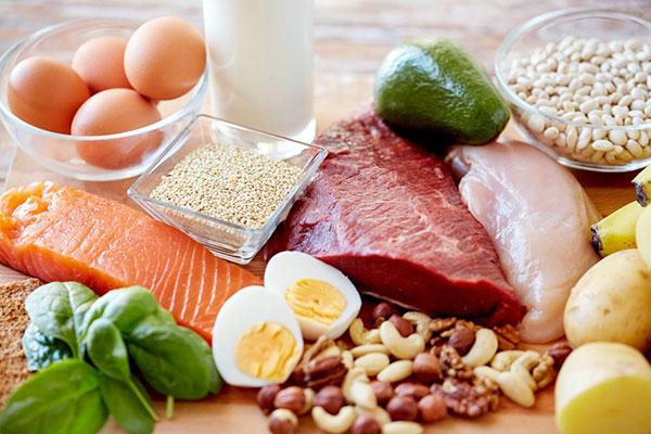 thực phẩm tăng cân