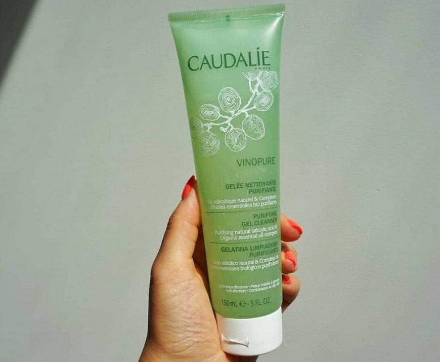 Sữa rửa mặt Caudalie Vinopure Pore Purifying Gel Cleanser