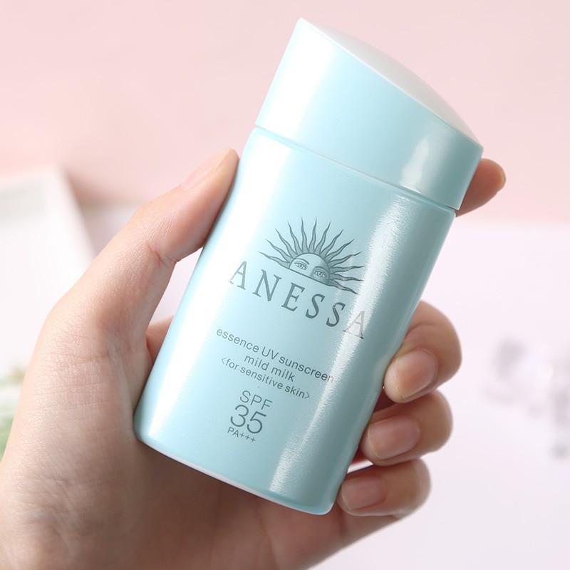 Anessa Essence UV Sunscreen Mild Milk SPF35/PA+++