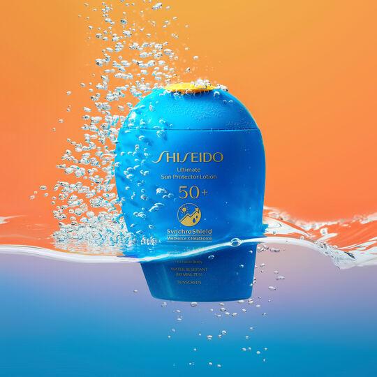 Shiseido Ultimate Sun Protector Lotion SPF 50+