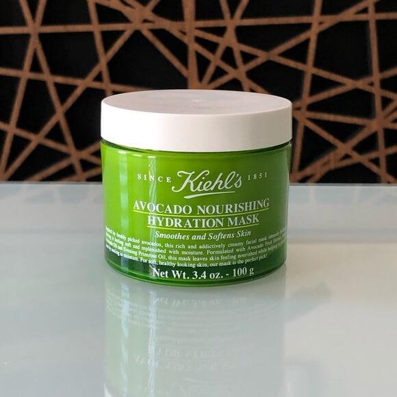mỹ phẩm Kiehl's Avocado Nourishing Hydration Mask